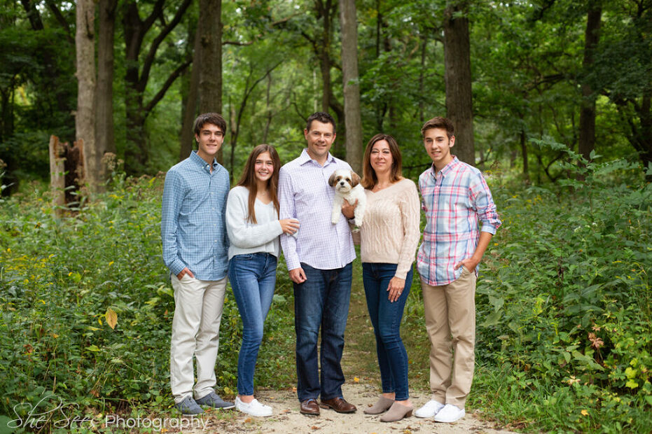 Oak Brook Family Photography